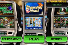 Mermaid's Pearl Free HD Slots