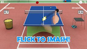 Virtual Table Tennis 3